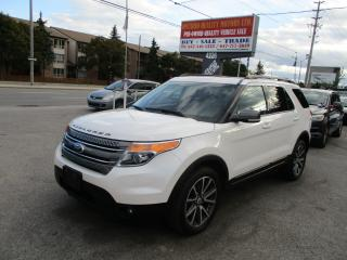 Used 2015 Ford Explorer Sport XLT,Navigation,panoramic roof!!! for sale in Toronto, ON