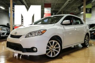 Used 2012 Toyota Matrix XRS - SUNROOF BLUETOOTH ALLOY WHEELS for sale in North York, ON