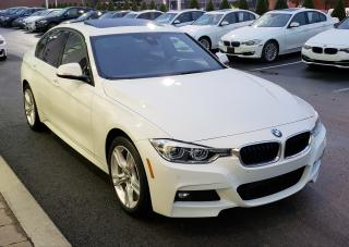 Used 2018 BMW 330 Xdrive M Sport Edition for sale in Dorval, QC