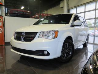 Used 2017 Dodge Grand Caravan SXT PREMIUM PLUS|STOW N GO|CUIR|TRIZONE| for sale in Montréal, QC