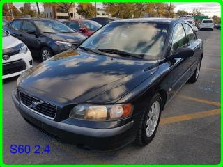 Used 2001 Volvo S60 2.4 for sale in Longueuil, QC