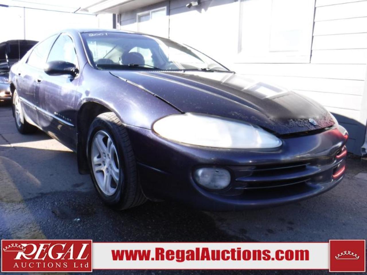 Photo of Blue 2001 Chrysler Intrepid
