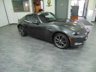 Used 2017 Mazda Miata MX-5 Gt Rf for sale in Châteauguay, QC