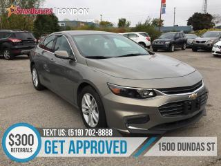 Used 2017 Chevrolet Malibu LT  | CAM | BLUETOOTH | ONE OWNER for sale in London, ON