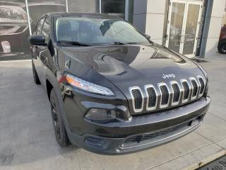 Used 2016 Jeep Cherokee Sport| Cloth| Remote Start| Heated Seats| Heated S for sale in Edmonton, AB