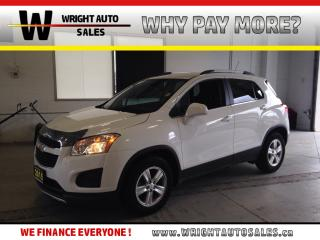 Used 2015 Chevrolet Trax LT|BLUETOOTH|KEYLESS ENTRY|60,965 KMS for sale in Cambridge, ON