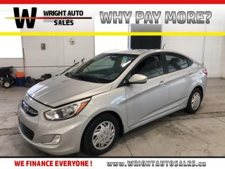 Used 2015 Hyundai Accent GLS SUNROOF BLUETOOTH 77,727 KMS for sale in Cambridge, ON