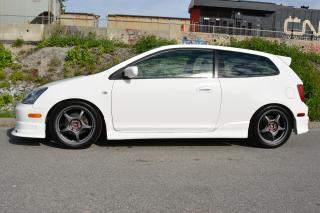 Used 2003 Honda Civic SiR Hatchback for sale in Vancouver, BC