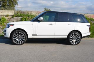 Used 2015 Land Rover Range Rover Autobiography 4WD for sale in Vancouver, BC
