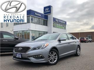 Used 2016 Hyundai Sonata GL, LOW KM for sale in Toronto, ON