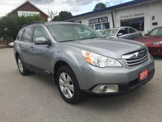 Used 2011 Subaru Outback 2.5I Premium for sale in Waterdown, ON