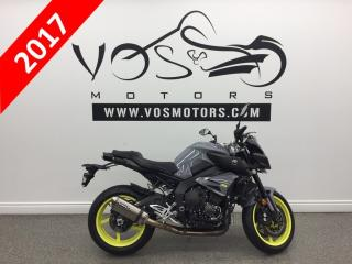 Used 2017 Yamaha FZ-10 - Free Delivery in GTA** for sale in Concord, ON