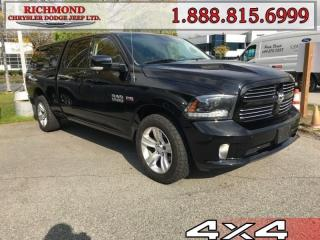 Used 2015 RAM 1500 SPORT for sale in Richmond, BC