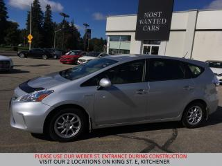 Used 2014 Toyota Prius V   CAMERA   HYBRID   CRUISE for sale in Kitchener, ON