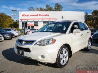 Used 2007 Acura RDX Base w/Technology Package for sale in Port Moody, BC