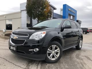 Used 2015 Chevrolet Equinox LT for sale in Barrie, ON