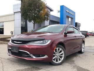 Used 2015 Chrysler 200 C for sale in Barrie, ON