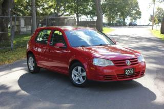 Used 2008 Volkswagen City Golf 4dr HB for sale in Oshawa, ON