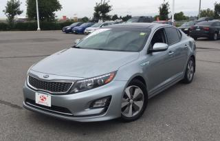 Used 2014 Kia Optima EX|Hybrid|Accident Free|Financing Available for sale in Mississauga, ON