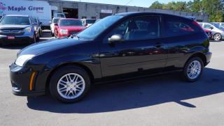 Used 2007 Ford Focus ZX3 SPORT HATCHBACK AUTOMATIC ALLOYS HEATED SEAT CERTIFIED 2YR WARRANTY for sale in Milton, ON