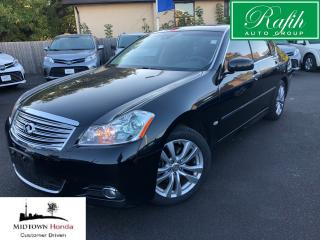 Used 2008 Infiniti M35x Luxury AWD for sale in North York, ON