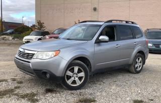 Used 2010 Subaru Forester 2.5 X Touring Package for sale in Brampton, ON