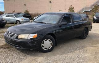 Used 2000 Toyota Camry LE for sale in Brampton, ON