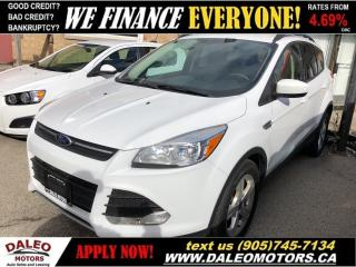 Used 2014 Ford Escape SE|BACKUP CAM|HEATED SEATS|BLUETOOTH for sale in Hamilton, ON