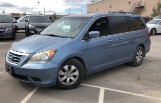 Used 2008 Honda Odyssey EX for sale in Brampton, ON