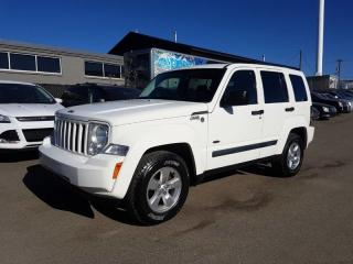 Used 2009 Jeep Liberty Sport for sale in Calgary, AB