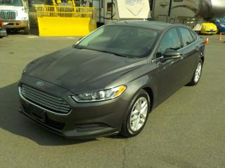 Used 2016 Ford Fusion SE for sale in Burnaby, BC