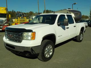 Used 2013 GMC Sierra 2500 HD SLE Crew Cab Short Box 4WD for sale in Burnaby, BC
