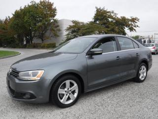 Used 2011 Volkswagen Jetta Sedan TDI Diesel for sale in Burnaby, BC