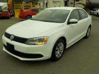 Used 2014 Volkswagen Jetta TRENDLINE + for sale in Burnaby, BC