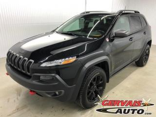 Used 2016 Jeep Cherokee Cuir Awd V6 for sale in Shawinigan, QC