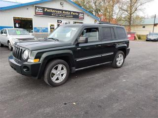 Used 2010 Jeep Patriot North 4x4 5 speed Safetied 175k no rust North for sale in Madoc, ON