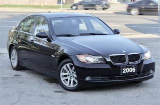 Used 2006 BMW 3 Series for sale in Scarborough, ON