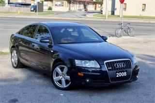 Used 2008 Audi A6 for sale in Scarborough, ON