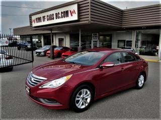 Used 2014 Hyundai Sonata LEATHER SEATS for sale in Langley, BC