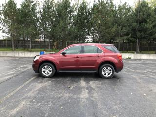 Used 2010 Chevrolet Equinox LS FWD for sale in Cayuga, ON