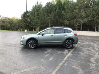 Used 2014 Subaru XV Crosstrek LIMITED AWD for sale in Cayuga, ON