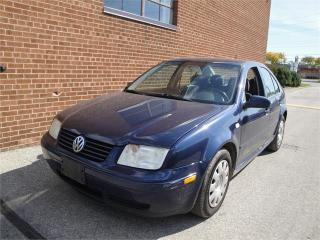 Used 2003 Volkswagen Jetta GLS for sale in Oakville, ON
