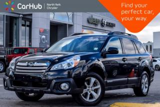 Used 2013 Subaru Outback 3.6R w/Limited Pkg|Backup_Cam|Navi|Sat Radio|Sunroof|Sat Radio|17