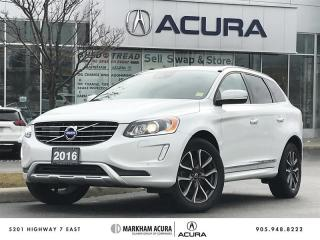 Used 2016 Volvo XC60 T5 AWD SE Premier BSM, Pano Roof, Mobile Nav, Backup Cam for sale in Markham, ON