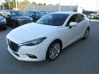 Used 2017 Mazda MAZDA3 GS at BLUETOOTH - HEATED SEATS - SUNROOF - HEATED STEERING WHEEL for sale in Vancouver, BC