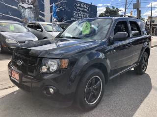 Used 2009 Ford Escape XLT for sale in Toronto, ON
