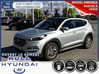 Used 2018 Hyundai Tucson Se 2.0l Awd, Toit for sale in Gatineau, QC