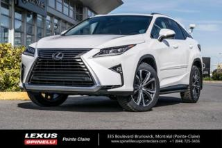 Used 2019 Lexus RX 350 AWD Luxury for sale in Montréal, QC