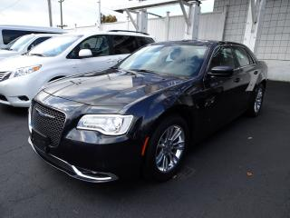 Used 2017 Chrysler 300 Nappa Leather, Navigation, Apple CarPlay, Low Kms for sale in Vancouver, BC