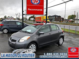 Used 2010 Toyota Yaris LE for sale in Lévis, QC